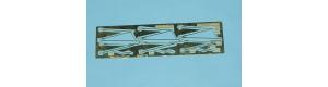 Držák trolejového drátu trubkový TEŽ, TT, MojeTT MTT120324