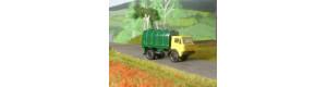 Stavebnice Liaz pro přepravu obilovin, TT, ES Pečky 19420