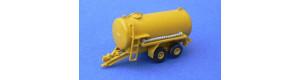 Stavebnie - Traktorový fekální návěs NVTF – 8, TT, MojeTT AMNVTF8