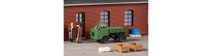 Stavebnice nákladního automobilu Multicar M22, sklápěč, TT, Auhagen 43672