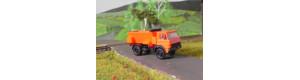 Stavebnice - nákladní auto Liaz - sypač, TT, ES Pečky 19427