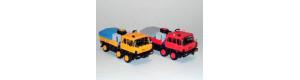 Stavebnice automobilu Tatra 815 6×6 TP, TT, MojeTT AMBT815TP