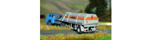 Stavebnice návěsu BSS na přepravu plynů, TT, MojeTT RAL120ST8061