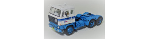 Stavebnice - Volvo F89-32, 6x2 - tahač návěsů, detailní kabina, TT, Štěpnička 130b