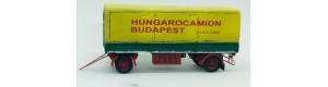 Stavebnice vleku BSS PV 16.074, Hungarocamion, valník s plachtou, TT, Štěpnička 136b