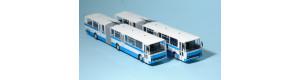 Stavebnice kloubového autobusu Karosa C744, H0, MojeTT MTT087005