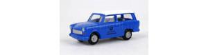 "Osobní auto Trabant 601 Kombi ""Deutsche Post Studiotechnik"", TT, Tillig 08744"