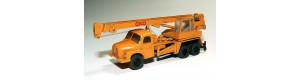 Stavebnice Tatra T 148 autojeřáb AD 20, TT, Pavlas AP 40