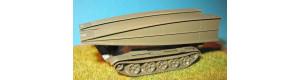 Stavebnice - mostní tank MT 55, TT, Pavlas AP 26