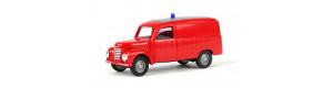 Užitkový automobil Framo, hasiči, TT, Busch 8675