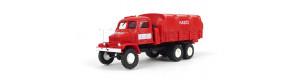 Nákladní automobil Praga V3S, hasiči, plachta, III.–V. epocha, TT, IGRA MODEL 66708009