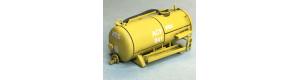 Stavebnice -  fekální nástavba ACF-041 pro MTSP 27, TT, Štěpnička 121