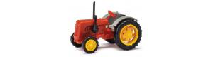 Traktor Famulus, červeno-šedý, TT, Busch 211006811