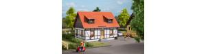 Rodinný dům, H0, Auhagen 11453