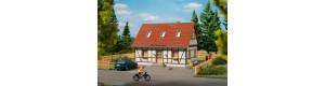 Rodinný dům, H0, Auhagen 11455
