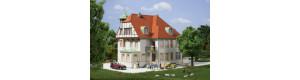 Vila k továrně, H0, Auhagen 11443