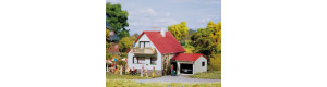 Rodinný dům s garáží, TT, Auhagen 12222