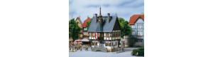 Historická radnice, H0/TT, Auhagen 12350
