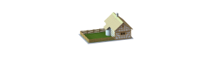 Venkovský dům, typ 3, TT, IGRA MODEL 190012