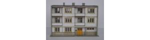 Panelový bytový dům, TT, KB model 4105