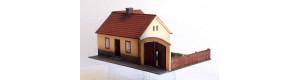 Příměstský domek č. p. 8, H0, KB model 5203
