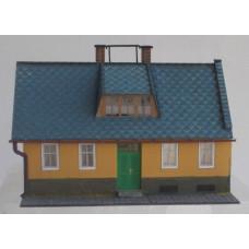 Příměstský domek, č. p. 7, břidlice, TT, KB Model 4207BR