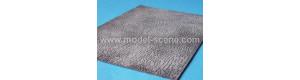 Nakládací plocha kamenitá, H0, Model Scene 48751