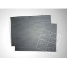 Střešní krytina - eternit, šedý, TT, IGRA MODEL 120024-Š
