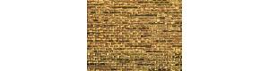 Zeď pravidelná, 5 kusů, H0/TT, Auhagen 50101