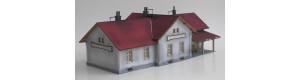 Výpravní budova LVIIb/H Rosice, H0, KB model 5038