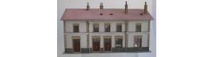 Stavebnice - ONWB výpravní budova III. třídy Slatiňany, H0, KB model 5050