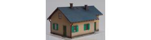 Stavebnice, strážní domek KkStB 101/H, H0, KB model 5065