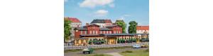 Staniční zařízení, H0, Auhagen 11452