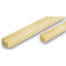 Lipový hranol, rozměry 0,8 x 1,6 mm, MidWest B3001