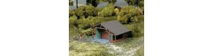 Malá stodola, TT, Auhagen 13292