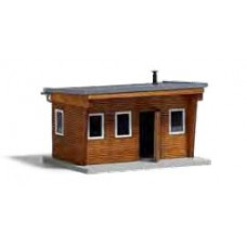 Stavebnice, zahradní altán, TT, Busch 8758