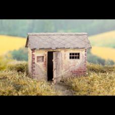 Stavebnice kozího chlívku, TT, Model Scene 91503