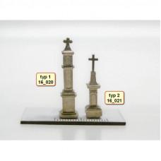 Boží muka, typ 2, nižší, TT, Igra Model 160021