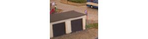 Městská garáž jednomístná, TT, KB model 4102