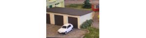 Městská garáž dvojmístná, TT, KB model 4103