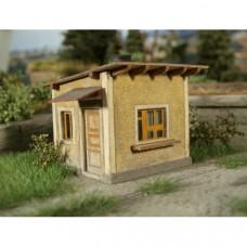 Vrátnice, stavebnice, TT, Model Scene 91505