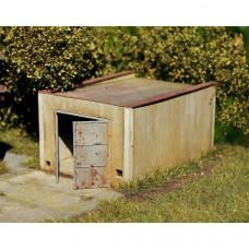 Stavebnice garáže, TT, Model Scene 91509