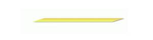 Mosazný pás, síla 1 mm, rozměry 18 x 300 mm, 3 kusy, K&S Engineering 9845