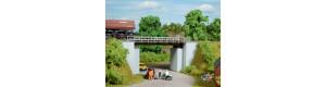 Malý most, TT/H0, Auhagen 11428