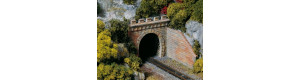 Jednokolejný tunelový portál, TT, Auhagen 13276