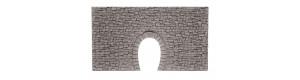 Tunelový portál úzkokolejný, H0e/m/TT, Noch 58026