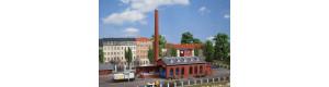 Tovární budova, TT, Auhagen 13341
