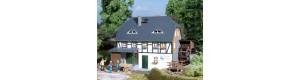 Vodní mlýn, H0/TT, Auhagen 12230