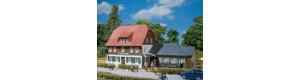 Vesnický hostinec, H0/TT, Auhagen 12239