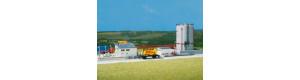 Sklad pohonných hmot, TT, Auhagen 12264